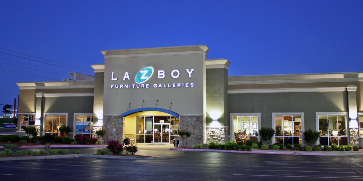 LA-Z-BOY Building in Springdale, AR | Commercial Electrical Services
